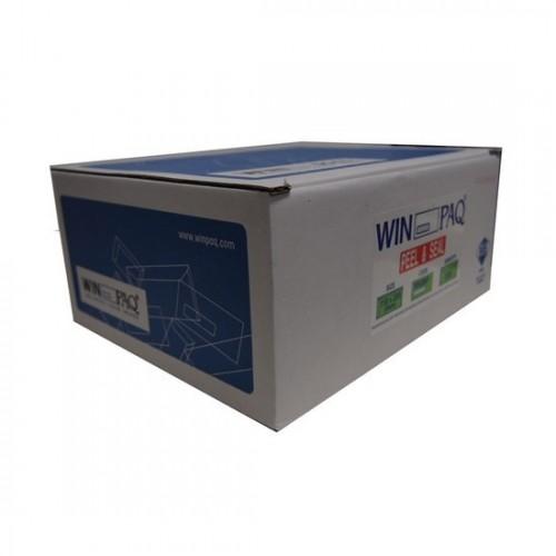 Envelope DL Window 110X220mm White (Box)