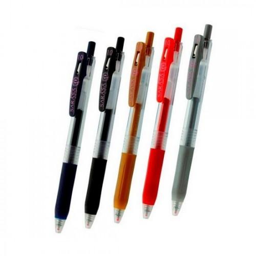 Zebra Sarasa Clip Gel Ink Pen 1.0mm