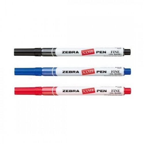 Zebra Name Pen