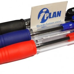 Pilot SuperGrip Set-of-3-Ballpen
