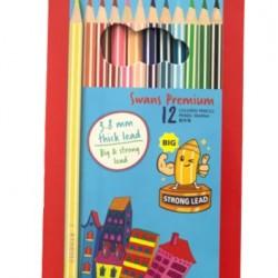 Stabilo 1867B Fun Colour Pencil-12