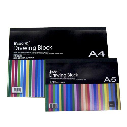 Besform Drawing Block A3