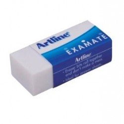 ARTLINE Examate Eraser, Medium (3s)