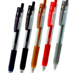 Zebra Sarasa Clip Gel Ink Pen 0.5mm