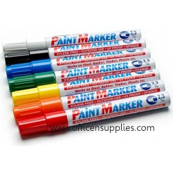 Artline EK-400XF Paint Marker (2.3mm) (12pcs per bx)