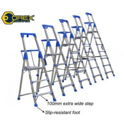 Orex Aluminium Household Ladder