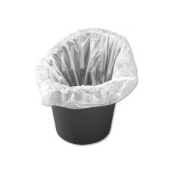 White Plastic Dustbin Liner