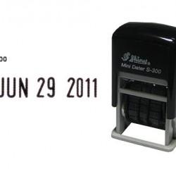Shiny S-300 Self-inking Mini Dater