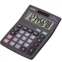 Casio MS8TV 8-Digit Calculator