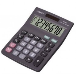 Casio MS8TV 8-Digit Calculator