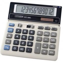 Citizen SDC868L 12-Digit Calculator