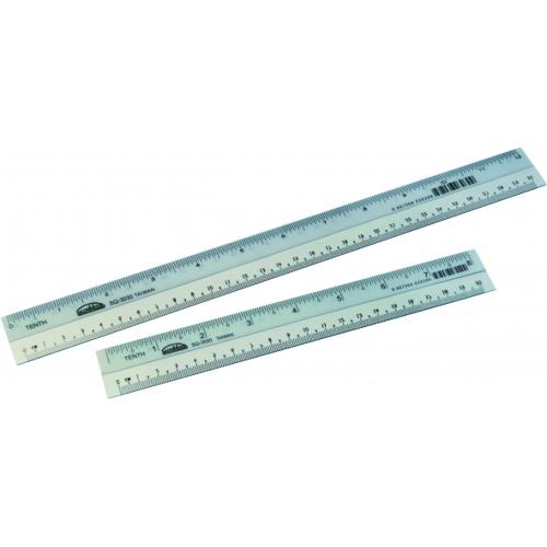 Plastic Ruler (L) 12inch