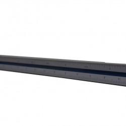 Uchida Tri Scale Ruler No. 3011