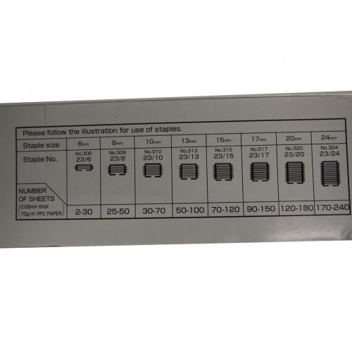 ELM Heavy Duty Stapler HS324 (up to 240 SHT)