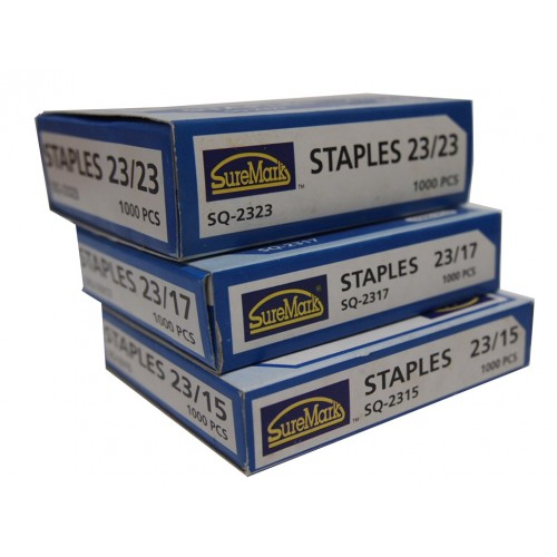 Suremark SQ2315 Staples 23/15