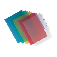 Flexi E-356 A4 4-Section L-Sheet