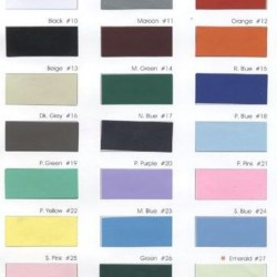 Yamano 3 Inch PVC Lever Arch File (6 pcs)