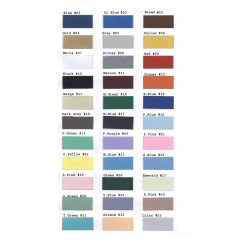 Yamano 2 Inch PVC Lever Arch File (6 pcs)
