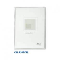 KCK CH410 Clear Book A4 10Pkts *Clearance*