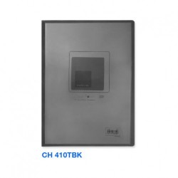 KCK CH410 Clear Book A4 10Pkts *Clearance**