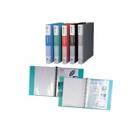 Kam KS601L Refillable Clear Book A4 20Pkt (Plastic)