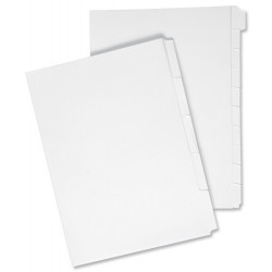 Paper Divider White 220gsm