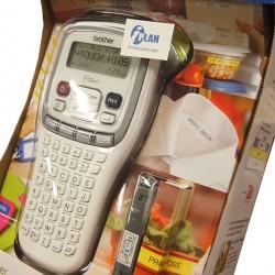 Brother PT-H105 Stylish Portable Handheld Label Printer