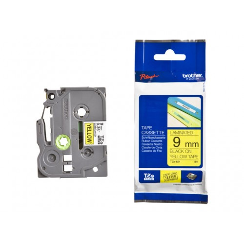Brother TZe P-Touch 9mm Laminated Tape