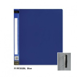 KCK RF202D-BL 2 Ring File (6pcs)