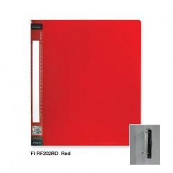 KCK RF202D-RD 2 Ring File