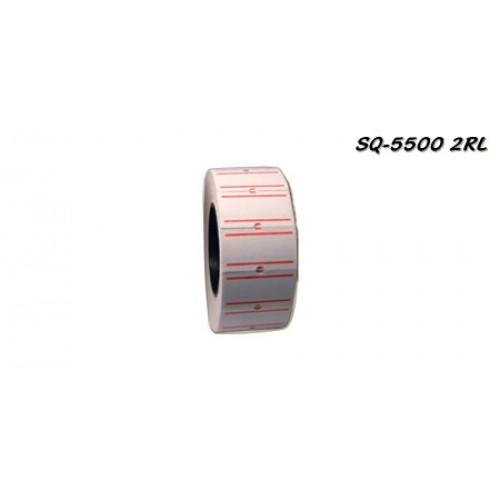 Suremark SQ8860 Price Label Roll (10 rolls)