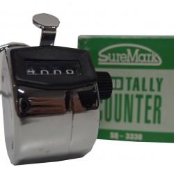 Suremark SQ3338 Hand Tally Counter