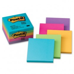 3M 654-5PK Post-it Note 3x3 (5s)