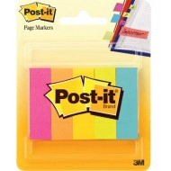 3M Post-it® Page Markers 670-5AN