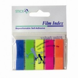 Hopax 21050 Film Index Flags 45X12mm