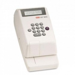 MAX EC-30A Electronic Check Writer