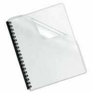 Ibiclear Binding A4 Clear Cover 0.18mm