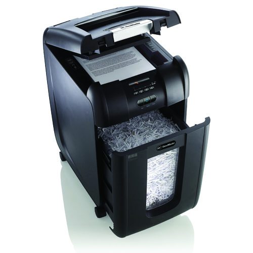 GBC AUTO+300X Automated Shredder