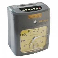Biosystem Shift King-A Analog Time Recorder