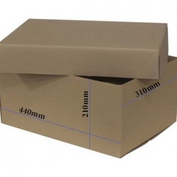 Archive Document Box (5pcs)