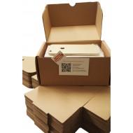 Postal Mailing Box Size 1 (20 X 15 X 10)cm