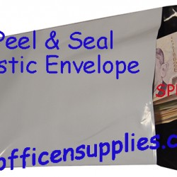 Plastic Envelope #S 150x230mm (C5)