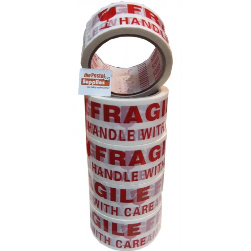 Fragile Tape 2 Inch (1 roll)