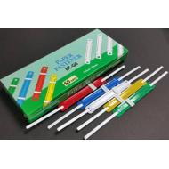 HK Q8 Paper Fastener White