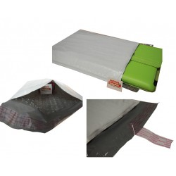Plastic Bubble Mailer #M (Waterproof)-10s