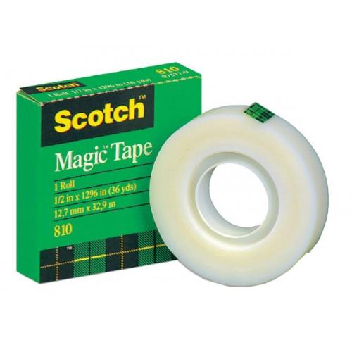 3M 810 Scotch Magic Tape 12 mm