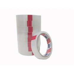Hunter Clear Opp Tape 18mm x 40m