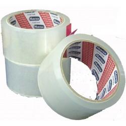 Hunter Clear OPP Tape 2 inch x 90 yards (6 rolls per tube)