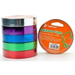 Rainbow Tape 18mm x 8yard