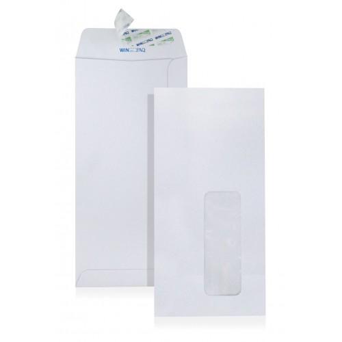 Envelope DL Window 110X220mm White (20s)